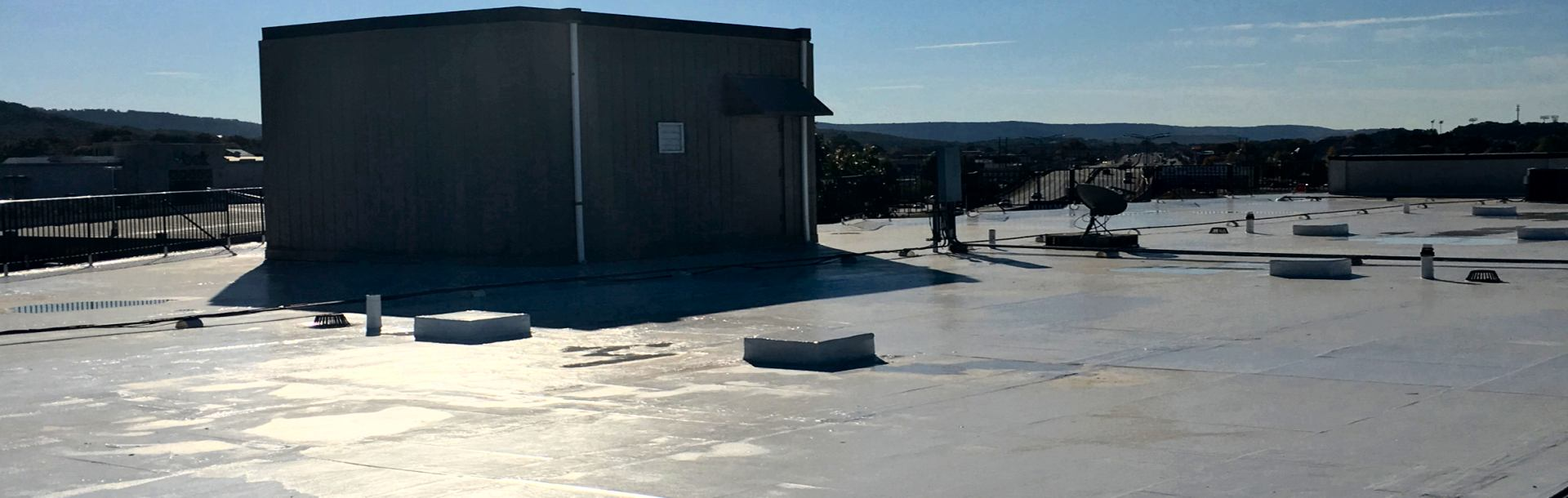 Industrial / Commercial Roofing and General Contracting